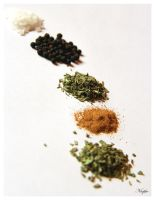 spicy quintet by Niophee