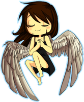 Chibi Angel Jess by Nixhil