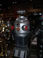 Lost In Space Robot B9 by AutobotJazz