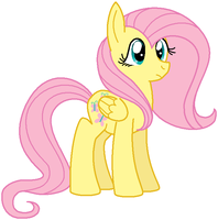 Fluttershy by HeartinaThePony