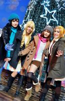 Merry Christmas! K-on by LauzLanille