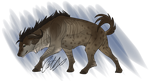Wildehyena by ClaribeIle