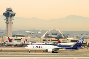 LAX 09 Busy Airport by Atmosphotography