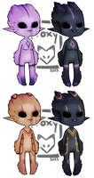 Adopt set: Faevyn OPEN by xKitsurii