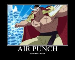 Air Punch Motivational by SolidSnakeTSF