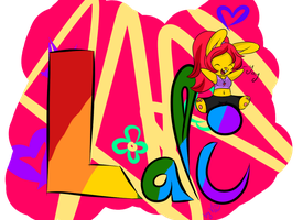 Lali Logo by Lali-the-Bunny