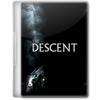 The Descent (2005) Movie DVD Icon by A-Jaded-Smithy