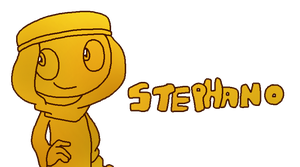 Stephano coloured by PSIcommander