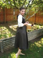 Tavern Wench Stock 1 by taylor-youth