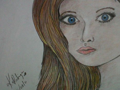 blue eyes by andreaelena