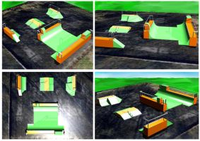 SkatePark Design... by mORGANICo-cOM