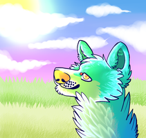 PC - beautiful day by Nakkikiska