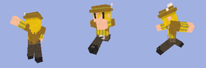 Minecraft Skin - Soerl by TheCatlady