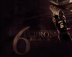 08. LeBron James by sfegraphics