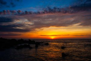 Sunset Again by lee-sutil