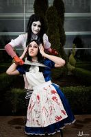 Hysteria - Alice: Madness Returns by galaxeys