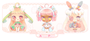 Adopt Collab - AmourPets (AUCTION - CLOSED) by MyStarryDreams