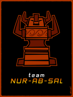 Team Nur-Ab-Sal by Cool-Hand-Mike
