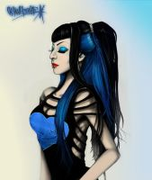 Black and Blue by LACR1MATH