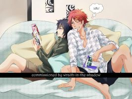 Comm: What Are You Reading Really? by megumonster