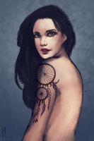 Dream Catcher by Andreanable