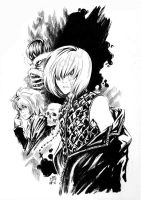 DEATH NOTE_L_CANDIDATES by SheCow
