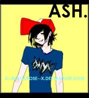 ASH K. by x--blackrose--x