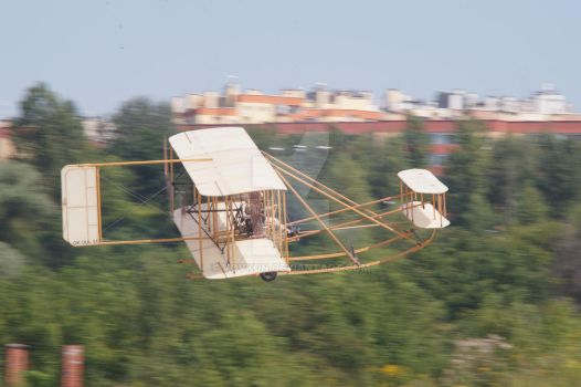 Wright Flyer III (replica) by Vovkun