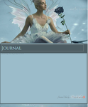 Fairy Journal Skin by KatZaphire