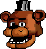 Freddy Pixel icon by KiwiGamer450