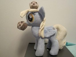 my little pony Derpy Hooves plush by Little-Broy-Peep