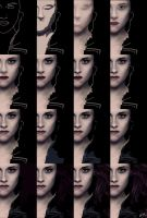 Step by step - Kristen Stewart [Bella Swan] by EdaHerz