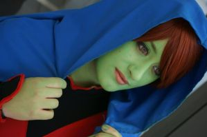 Miss Martian from Young Justice Invasion by St3phBot