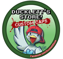Ducklett Store Logo01 by Patrick-Theater