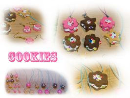 Cookies Collection by Demonwithinme