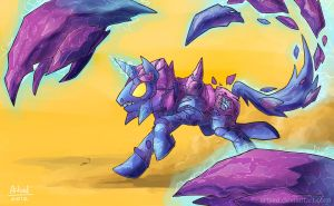 pony-Skarner by Artsed