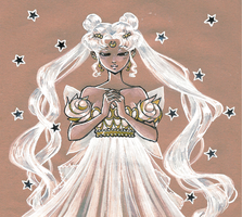 Princess Serenity by rumpelstiltskinned
