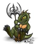 SD Reptile by noot