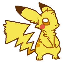 Free 2 use chu lineart by Pannzilla