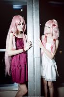 Guilty Crown: Reflection by DashaOcean