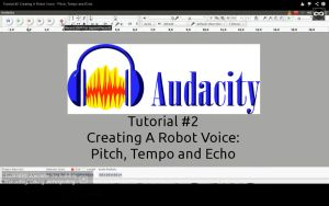 Tutorial #2 Making A Robot Voice by WickedNinjaPresents