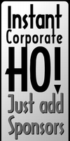 Instant Corporate Ho -Just add by scart