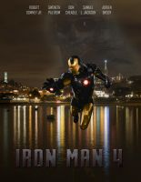 Iron Man 4 by MrSteiners