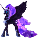 Nightmare Moon Gif by Rodrigues404