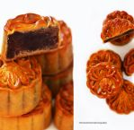 Chinese Moon Cakes by theresahelmer