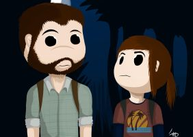 Last Of Us by IshmanAllenLitchmore