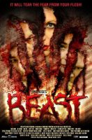 'Beast' Feature Film Poster by jasonbeam