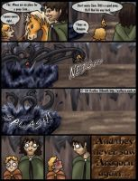 LotR Parody Comic by rheall