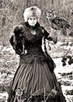 The Russian and the Owl by VXLPhotography