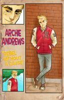 Archie Variant Cover by Supajoe